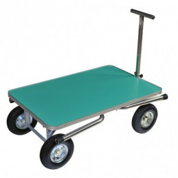 FOLDING TABLE WITH WHEELS -MZ91Q-AGC-CREATION