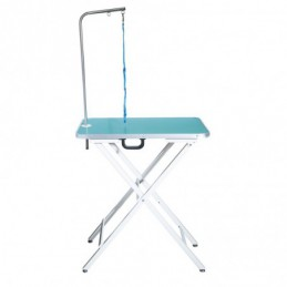 ADJUSTABLE FOLDING TABLE 72 X 46CM FOR DOGS AND CATS GROOMING -MZ72B-AGC-CREATION