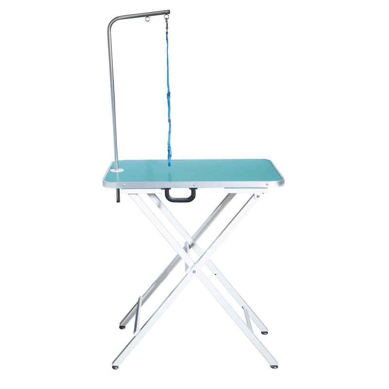 ADJUSTABLE FOLDING TABLE 72 X 46CM FOR DOGS AND CATS GROOMING -MZ72B -AGC Sélection