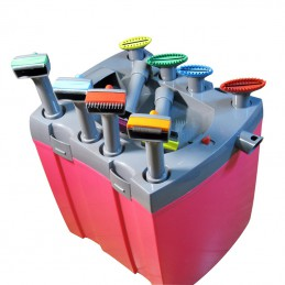 Grooming station kit - BTS 3000 with support for hose -M930 -AGC CREATION