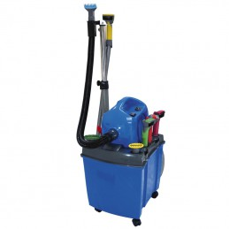 Grooming station kit - BTS 3000 with support for tube -M930-AGC-CREATION