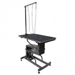 EVOLUTECH 100 - ELECTRIC ADJUSTABLE TABLE - METAL CHASSIS -M886 -AGC CREATION