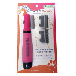 Universal trimmer right-handed / left-handed -P043-AGC-CREATION