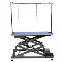 EVOLUTECH 130 - ELECTRIC ADJUSTABLE TABLE - METAL CHASSIS - HIGH VARIATION -M507 -AGC CREATION