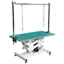 Hydraulic table 110 x 60 cm fos dogs and cats grooming -MS110BH-AGC-CREATION
