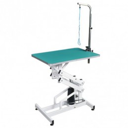 Hydraulic table 90 X 60 CM for dogs and cats grooming -MS90B-AGC-CREATION