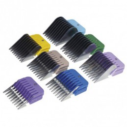 7 attachment combs CLIP -T025-AGC-CREATION