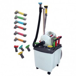 Grooming station kit - BTS 3000 with support for hose