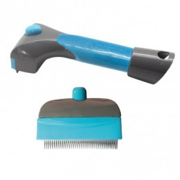 Eject grooming trimmer long hair SOFT- 4,8 mm teeth - adaptable to Grooming station -M920-AGC-CREATION