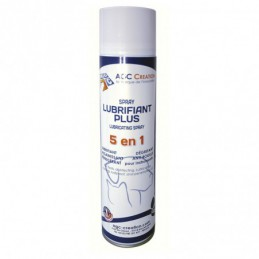 Spray Lubrifiant PLUS pour instruments AGC CREATION 400 ml -C704 -AGC CREATION