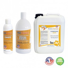Shampooing special chiot AGC CREATION pour le toilettage canin -C928 -AGC CREATION