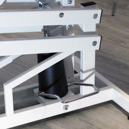 Hydraulic table 110 x 60 cm fos dogs and cats grooming -MS110BH -AGC Sélection