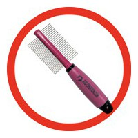 Combs, nail clippers