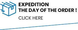 Expedition the day of the order